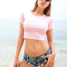 Vintage Hot Denim Sexy Mini Short