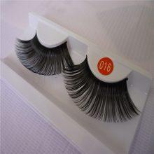 1pair False Art eyelashes for women black