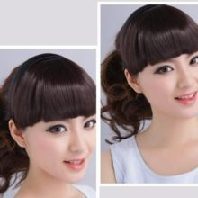 Hairband Small Front Wig Bang Headwear Hair