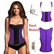 Sports Shaping Belt Training Vest Plus Size Underbust Corset