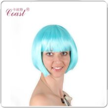 10 Colours Synthetic Short Wigs Ladies Shemale Wigs