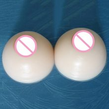 1 Pair False 300 gram Silicone Breast from Transvestites Enhancer