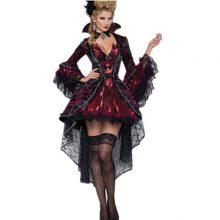 Vampires Vixen Halloween Costumes