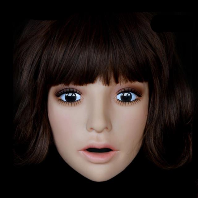 New Sh 16 Top Quality Silicone Female Masks Crossdresser