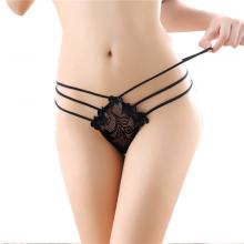 Transparant Low waist Tgirl Panties G string