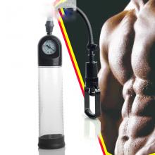 Vacuum Penis Pump Enlargement with Gauge