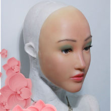Female Silicone masks for Transgenders Crossdresser