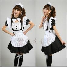 Sweet Maid Dress Cosplay Lolita Uniform