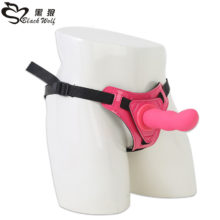 Realistic Strap on Adjustable harness Sex Toy