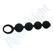 Silicone Anal Beads Stimulator Unisex Butt Plug