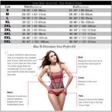 Corset Bustier Top Waist Shaper Sexy Lace up Boned Plus Sizes 6XL