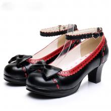 Sweet Princess Mary Jane Lolita Shoes