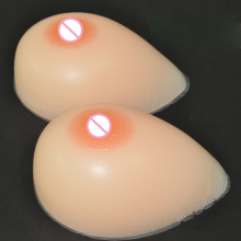 Cup C 800g Silicone Artificial Breast forms