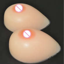 34DD 36D 1000g Silicone Artificial False Breast forms Mastectomy