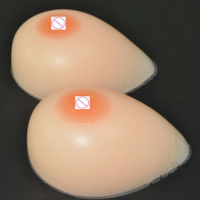 Cup B 600g Artificial Silicone False Breast
