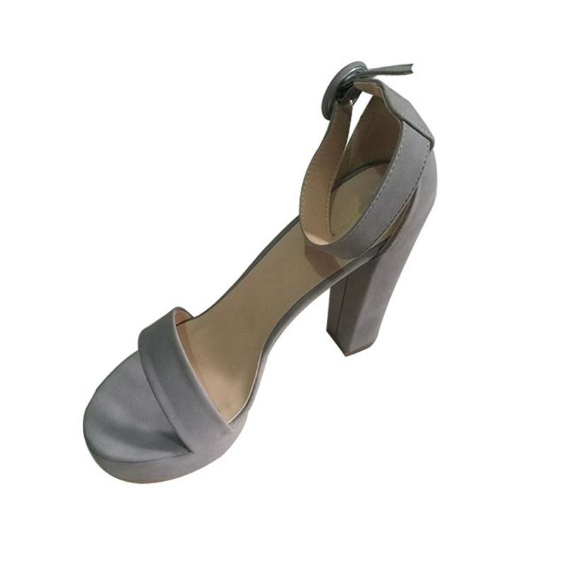 Brand Elegant sandals Women High Heels Pumps Super high heel 13cm Women's Banquet sandals waterproof platform toe sandals