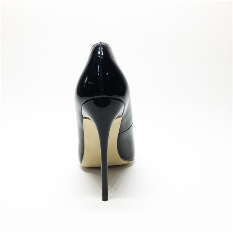 Fashion women sexy thin high heels women pumps pointed toe work party shoes