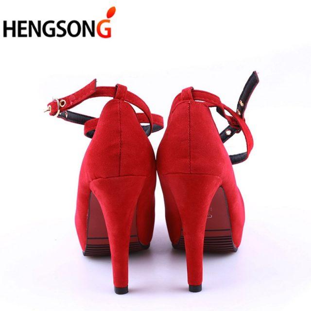 2019 Women Sexy Classic Pumps autumn waterproof platform shoes fashion classic shoes sexy high-heeled women's shoes