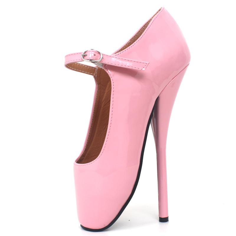 High heel ballett