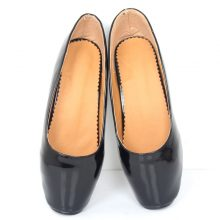 Women Queen Ballet Spike High Heels Slip-On Patent Leather Boots Sexy Fetish Pointed Toe Pumps Dance Party Wedding Shoes