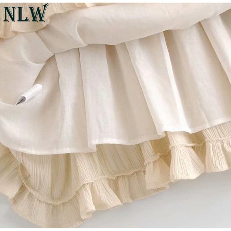 NLW Vintage Pleated Short Dress Women 2019 Summer Casual Black Sleeveless A-Line Dresses Sexy Slim Beach Party Dress Vestido