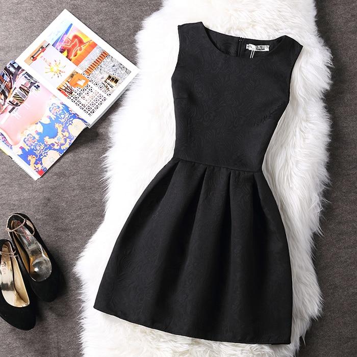 2019 Women Summer Bodycon Vest Dress Vintage Printed Sexy Party Vestido De Festa Female Clothing A Line Black Casual Dresses