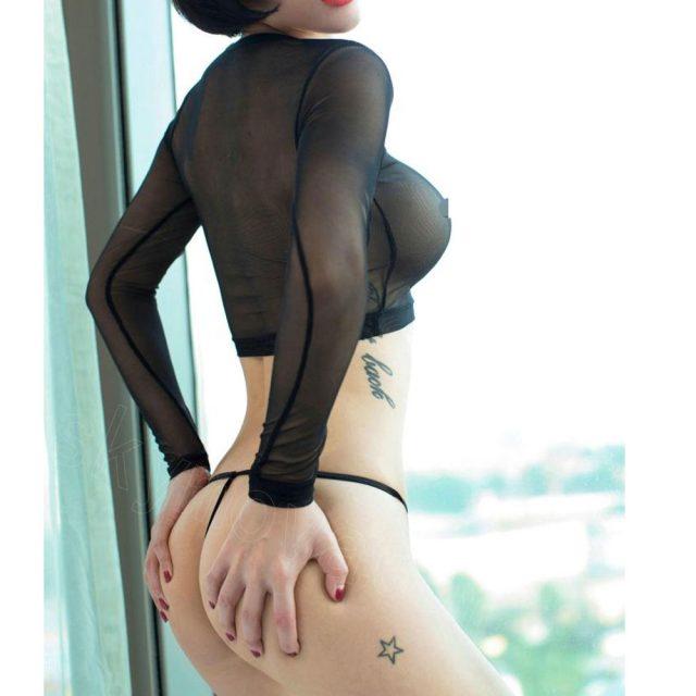 Hot Sexy Women Transparent Ice Silk T-Shirt Long Sleeve See Through Smooth Ice Silk Club Dance Wear Sexy lingerie