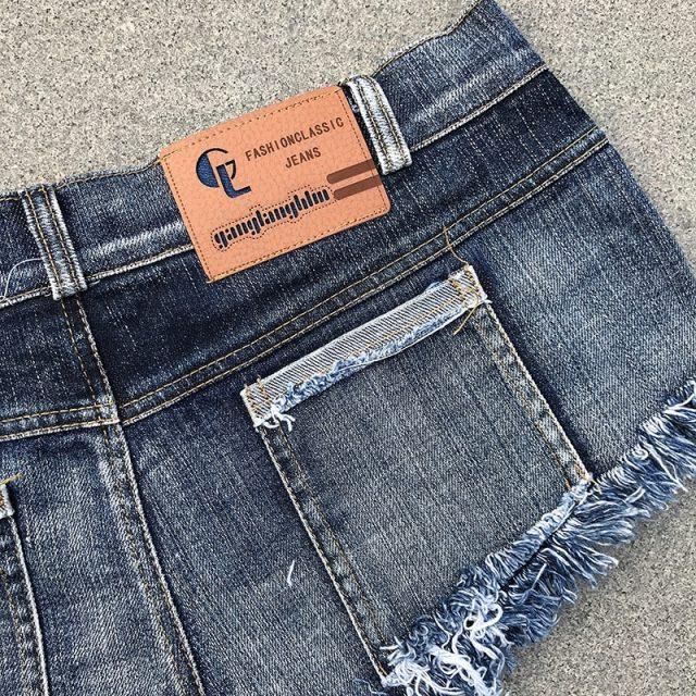 2018 Summer Beach Sexy Low Waist Tassel Denim Short Jeans Mini Skinny Club DJ Dance Shorts New