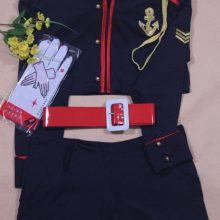 Sexy Sailor Suit Clothes Lolita Black Blue Hot Sexy Lady Uniform temptation sexy costumes porn Adult Sex Games erotic set Outfit