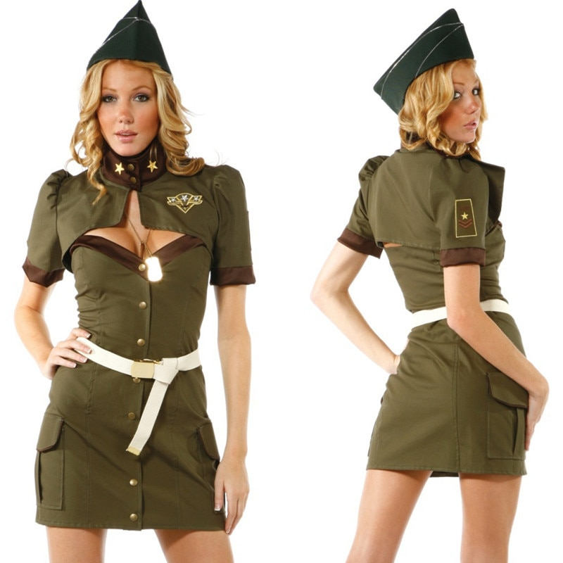 Soldier female sexy 25 Hottest