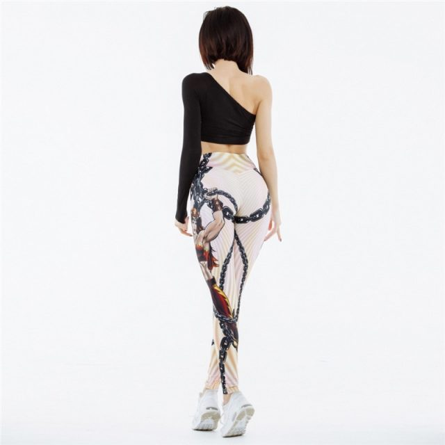 Hot New! Quality Hero Women Printed Leggings Women Push Up Fitness Legging Sporting Slim Jeggings High Elastic 3D Print Leggings