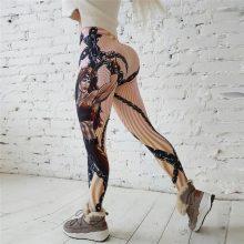 Hero Printed Leggings Push Up Fitness Legging Sporting Slim Jeggings High Elastic 3d Print