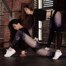 Quick Dry Pants Sexy Women Patchwork Leggings Workout Fitness Leggings For Women High Waisted Sporting Slim Leggins Push Up
