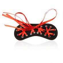 Erotic Costumes Leather SM Bondage Sex Eye Mask Blindfold Fetish Bdsm Party Women Masquerade Eye Masks Sex Toys For Adults