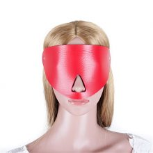 Morease Sexy Eye Mask Blindfold Bondage Bdsm Restraints PU Leather Fetish Slave Erotic Cosplay Adult Game Sex Toys Product