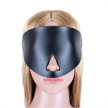 Sexy Eye Mask Blindfold Bondage Bdsm Restraints Pu Leather Fetish Slave Erotic Cosplay Game Sex Product