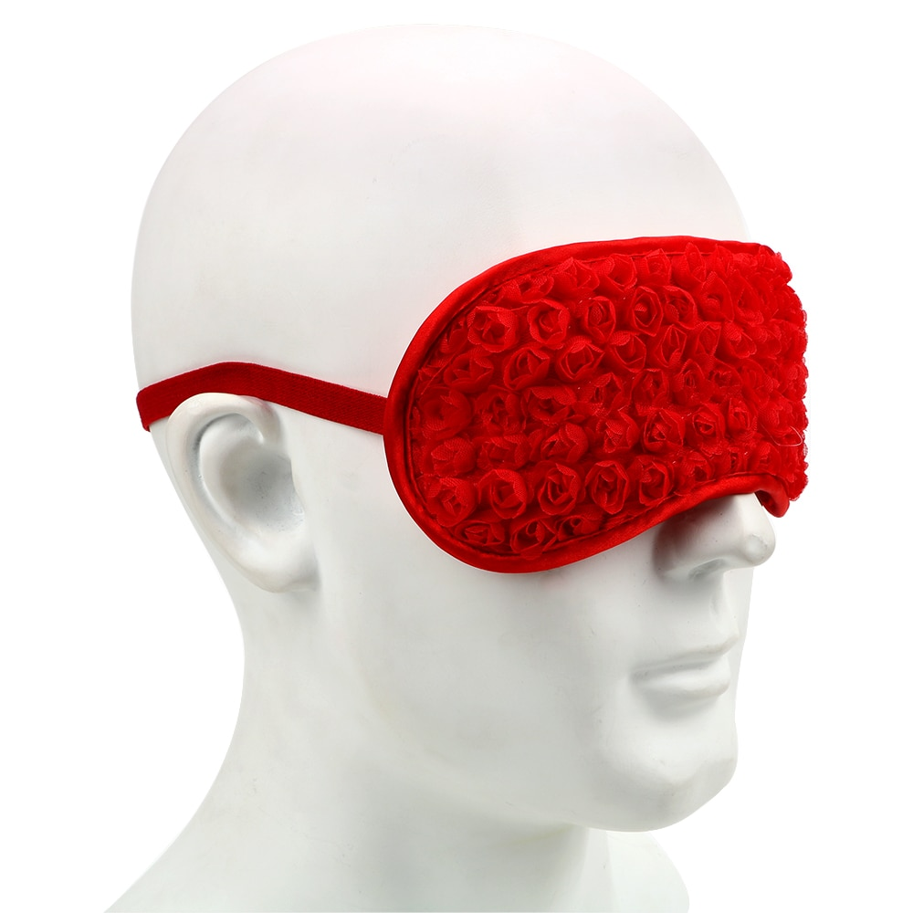 IKOKY Bound Slave Flirt Sex Toy For Couples Women Erotic Fetish Adult Games Flirtatious Blindfold Eye Mask