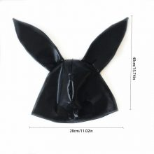 Adult sex rabbit ear cover body feminino accessories Eye Bondage Mask costumes for role-playing games sexy rabbit ear cover