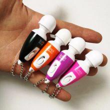YUECHAO Mini vibrator Egg Bullets Clitoral G-Spot Stimulators magic AV Wand Vibrating Massager sex toy for Women Masturbation