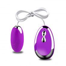 Mini 20 Speed Vibrating eggs Silicone Vaginal Tight Stimulation Vibrator exerciser Kegel balls Erotic Toy Sex Adult product