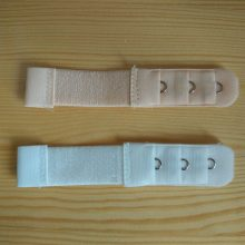 1pc 1 Rows 3 Hooks Bra Extender Nylon Clasp Extension Elastic On Strap Extenders Adjustable Intimates