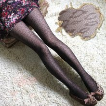 Sexy Women Stockings Heart Leopard Dots Lace Fishnet Various Styles Lady Stocking